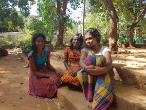 Orphelinat de jeune fille Sri Lanka
