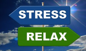Direction stress ou relaxation