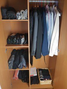 RAngement armoire mariekondo