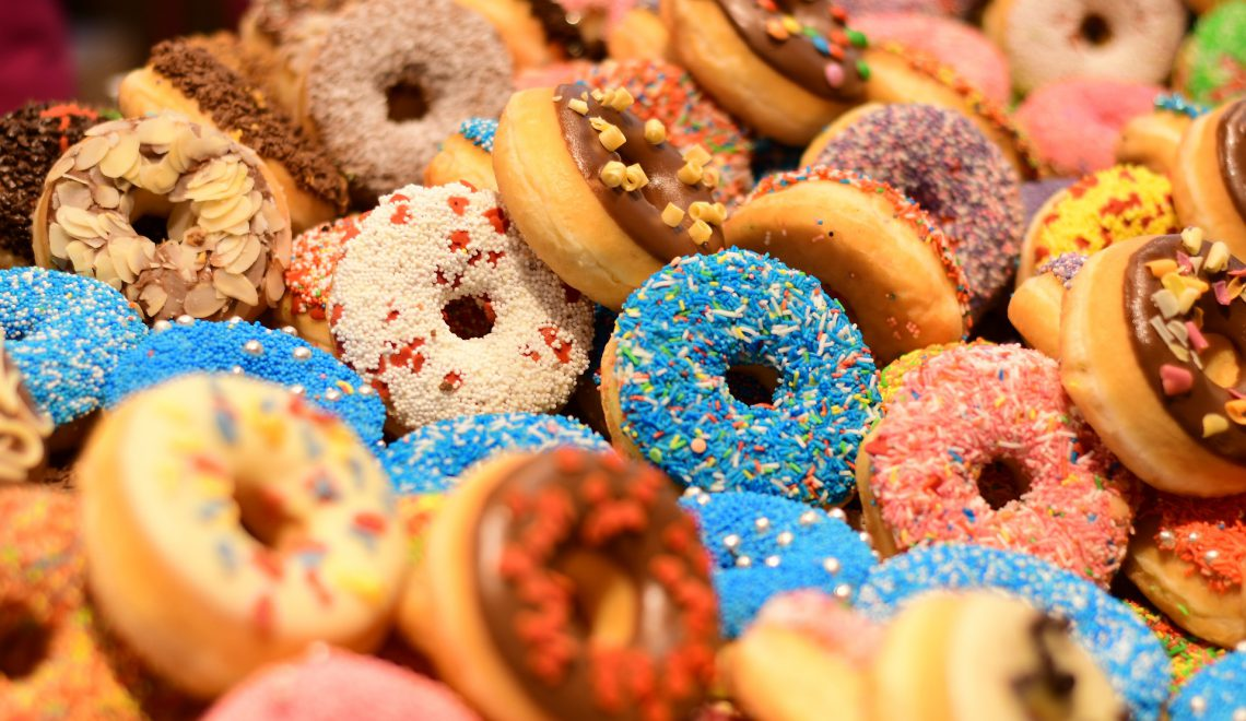 donuts sucre poison démon blanc addiction