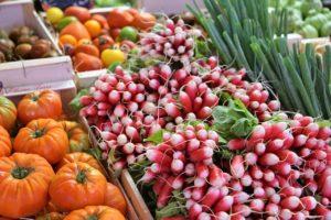Fruits et légumes local et de saison