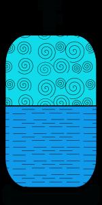 Déodorant classique