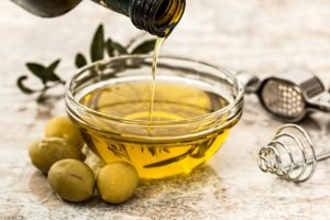 huile d'olive bonnes graisses