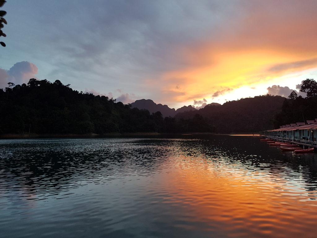 khao sok national park en thailande