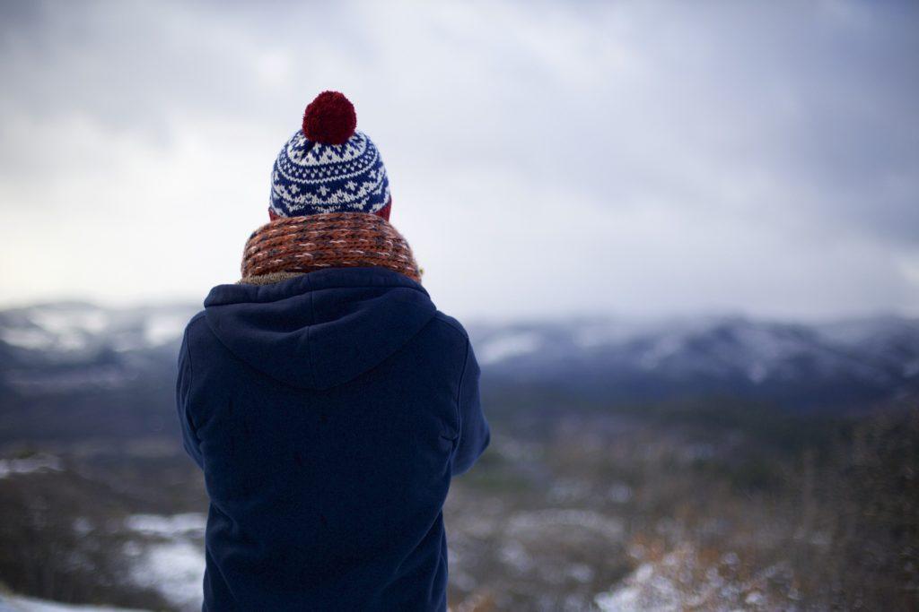 sortir l'hiver