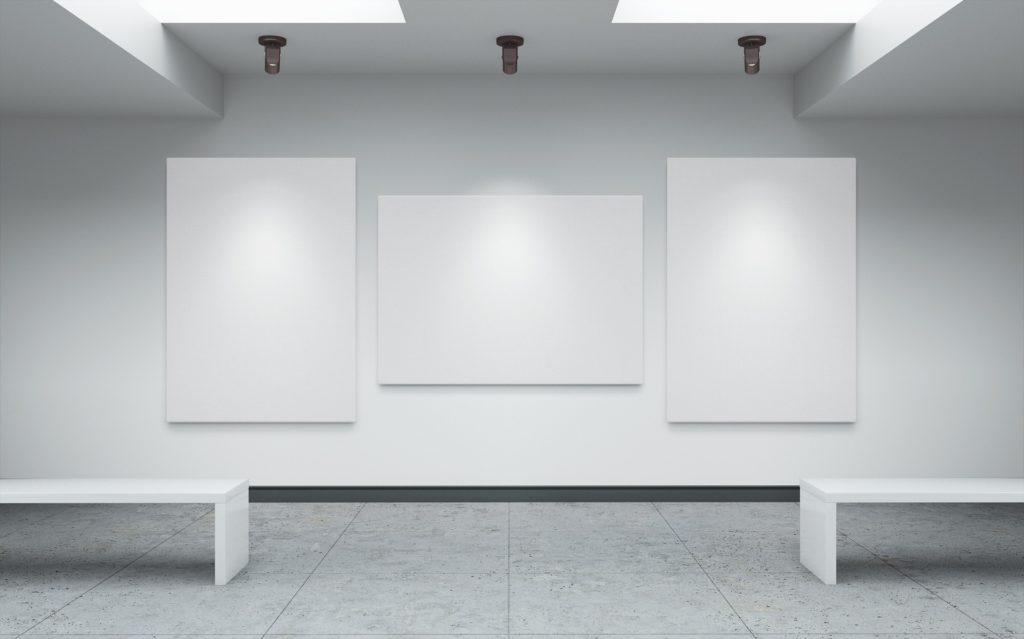gallerie minimaliste